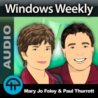 Logo of the podcast Windows Weekly (MP3)