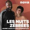 Logo of the podcast Les Nuits Zébrées de Radio Nova