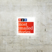 Logo du podcast NPR: 01-24-2015 Most Emailed Stories