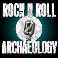 Logo of the podcast Rock N Roll Archaeology