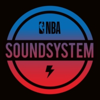 Logo of the podcast NBA Soundsystem