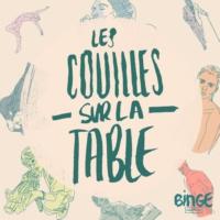 Logo of the podcast Les Couilles sur la table