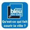 Logo du podcast Qu'est-ce qui fait courir la ville - France Bleu Loire Océan