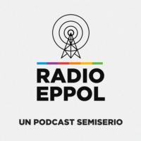 Logo of the podcast RadioEppol #42: Assless chaps allo Steve Jobs Theater