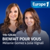 Logo of the podcast Bienfait pour vous - Mélanie Gomez & Julia Vignali