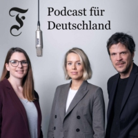 Logo of the podcast FAZ Podcast für Deutschland
