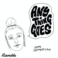 Logo of the podcast Anything Goes with Emma Chamberlain