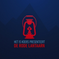 Logo of the podcast De Rode Lantaarn