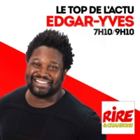 Logo of the podcast Edgar-Yves - Le top de l'actu de Rire & Chansons