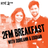 Logo of the podcast Taoiseach Leo Varadkar on 2FM Breakfast with Doireann and Eoghan