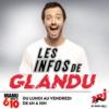 Logo of the podcast Les Infos de Glandu