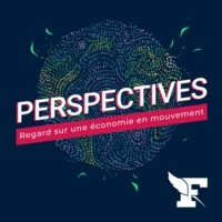 Logo of the podcast Perspectives, regard sur une économie en mouvement