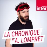 Logo du podcast La chronique d'Aymeric Lompret
