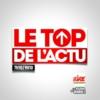 Logo of the podcast Le top de l'actu