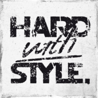 Logo of the podcast Hard With Style