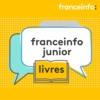 Logo of the podcast franceinfo: junior livres