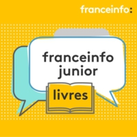 Logo du podcast franceinfo: junior livres