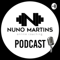 Logo of the podcast Nuno Martins Podcast
