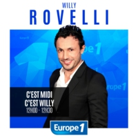 Logo du podcast C'est midi c'est Willy – Willy Rovelli – 18/08/17