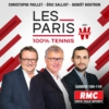 Logo du podcast Les Paris RMC 100% Tennis