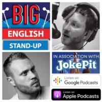 Logo du podcast The Big English Stand-up Show
