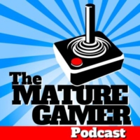 Logo du podcast MGP - The Mature Gamer Podcast