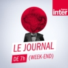 Logo du podcast Journal de 7h (week-end)