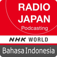 Logo of the podcast NHK WORLD RADIO JAPAN - Indonesian News at 20:15 (JST), October 29