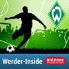 Logo du podcast Werder-Inside von Antenne Niedersachsen