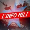 Logo of the podcast L'info Mili