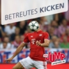 Logo of the podcast Betreutes Kicken | MDR JUMP
