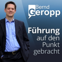 "Logo of the podcast fpg201 – Mitarbeitergespräche ""On the Go"" – Interview mit Gerhard Schröder"