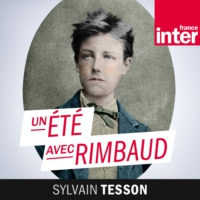 "Logo of the podcast ""Les illuminations"", par Rimbaud"