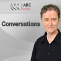 Logo of the podcast Conversations with Richard Fidler