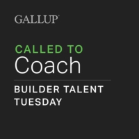 Logo du podcast Gallup Talent Builder Tuesday