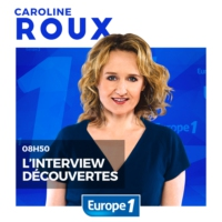 Logo of the podcast L'interview découvertes de Caroline Roux