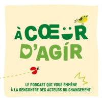 Logo of the podcast À Coeur d'Agir