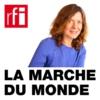 Logo of the podcast La marche du monde