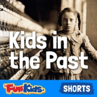 Logo of the podcast Kids in The Past