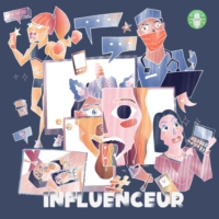 Logo of the podcast Influenceur - Avec Lorie Pester