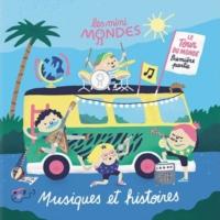 Logo of the podcast Les musiques et histoires des Mini Mondes