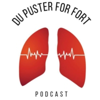 Logo of the podcast Du puster for fort