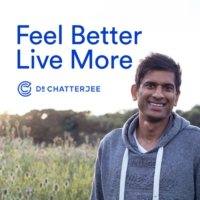 Logo of the podcast Feel Better, Live More with Dr Rangan Chatterjee
