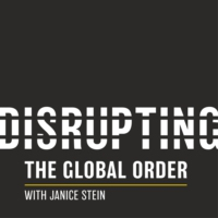 Logo du podcast Disrupting the Global Order with Janice Stein