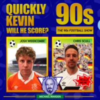 Logo du podcast S07 EP14: The End of Series 90's Football Quiz