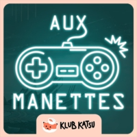Logo of the podcast Aux Manettes
