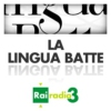 Logo of the podcast LA LINGUA BATTE