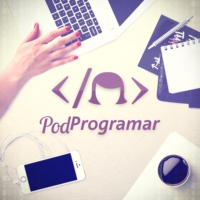 Logo of the podcast PodProgramar #5 – Top 10 Linguagens de programação
