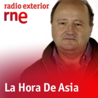 Logo of the podcast Asia hoy - Advertencias de China a Estados Unidos - 23/10/20