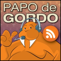 Logo du podcast Papo de Gordo
